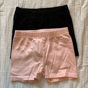 EUC babyGap bike shorts